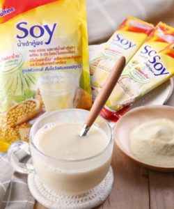 Ovaltine Nature Select Soy Ready Mix Soya Milk.