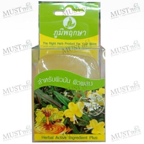 Poompuksa Acanthaceae & Honey extract glycerin soap