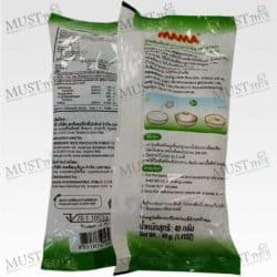 Instant Bean Vermicelli Noodles Clear Soup - MaMa (40g)