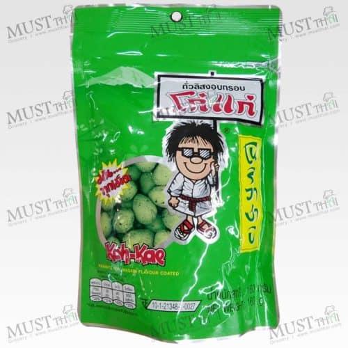 Koh-Kae Nori Wasabi Flavoured Coated Peanuts - Koh-Kae (160g)