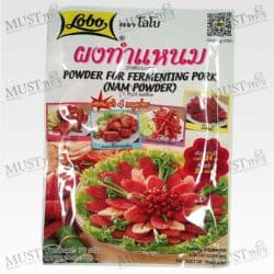 Powder for Fermenting Pork Nam Powder - Lobo (70g)