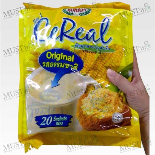 Original Flavour 3 in 1 Instant Cereals - Super 600g (30g x 20pcs)