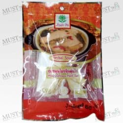 Tawan Mixed Chinese herb Set 65g Thai