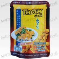 Dorkbua Biscuit Stick Fried Chicken Barbecue Korean Flavour 50g