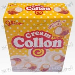 Glico Collon Biscuit Roll Cream Flavour