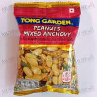 Peanuts Mixed Anchovy Tong Garden 30g