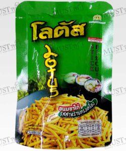 Dorkbua Oceans Seaweed Flavour Stick Biscuit 55g