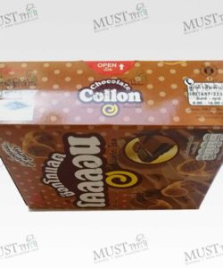 Glico Collon Biscuit Roll Chocolate Flavour (54g)