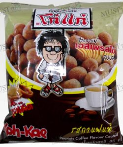 Coffee Flavour Coated Peanuts - Koh-Kae (85g)