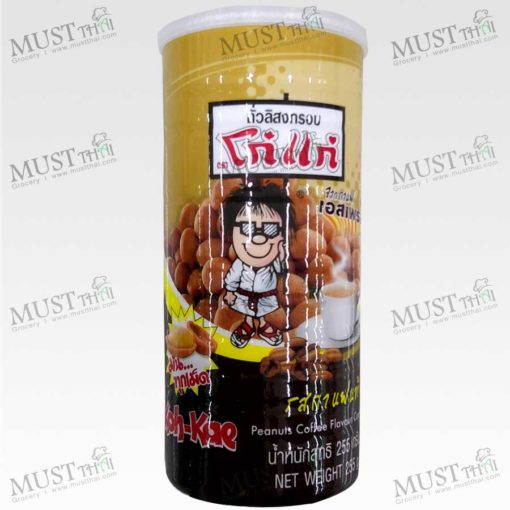Coffee Flavour Coated Peanuts - Koh-Kae (255g)