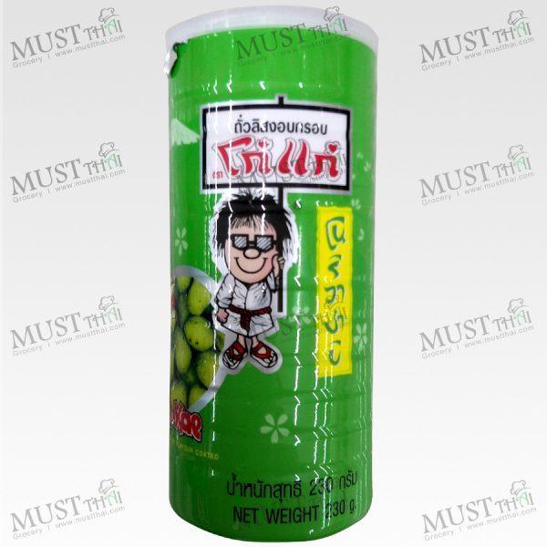 Nori Wasabi Flavoured Coated Peanuts - Koh-Kae (230g)