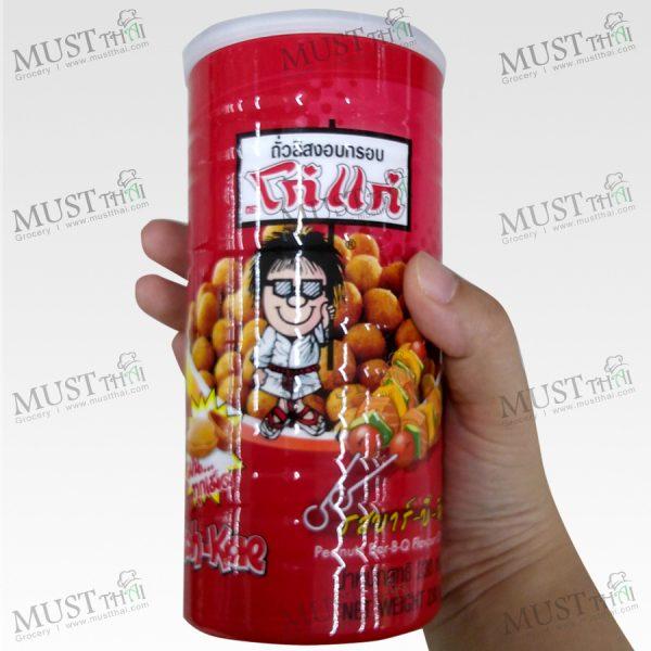 Bar-B-Q Flavour Coated Peanuts - Koh-Kae (230g)