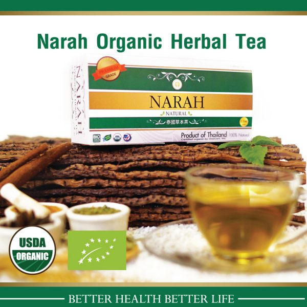 Narah Diabetic Organic Herbal Tea