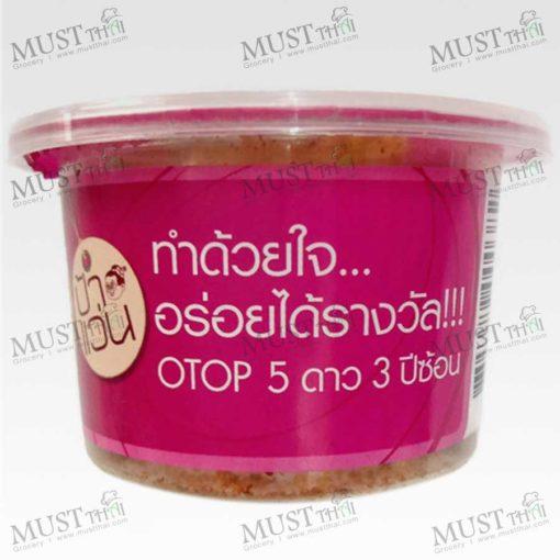 Shimp Chilli Paste Na Rok Goong - Pah Waen (40g)