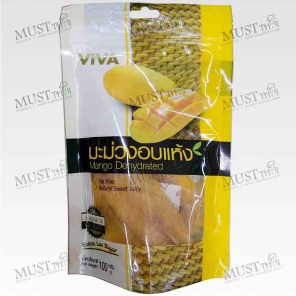Mango Dehydrated – Viva (100g)