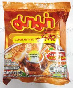 MaMa Instant Noodles Shrimp Creamy Tom Yum Flavour 55 g