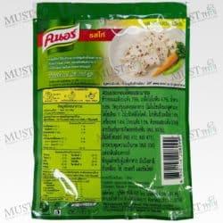 Jok Instant Porridge Chicken Flavour – Knorr (35g)