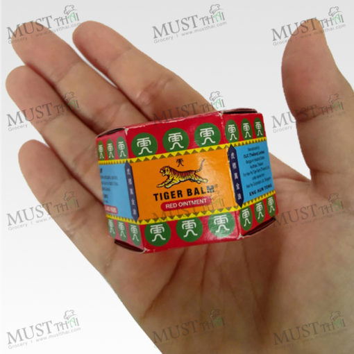 Balm Red HR Ointment - Tiger (10g)