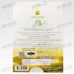 Doi Kham Dehydrated Aloe Vera has lemon