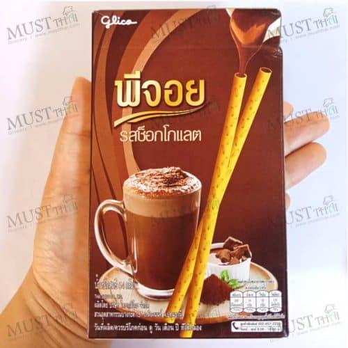 Glico Pejoy Chocolate Taste Cookie Stick 54g