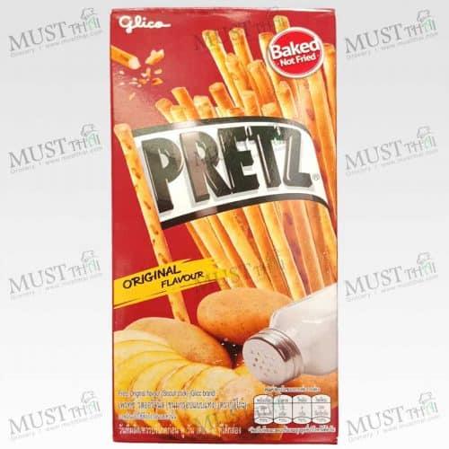 Pretz Original Flavour Biscuit Stick Glico brand