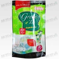 Zolito Green Tea Latte Pack 3 sachets