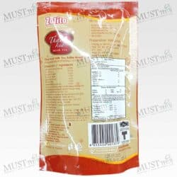 Zolito Low sugar formula. Zolito Thai Iced Milk Tea Pack 3 sachets
