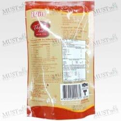 Zolito Low sugar formula. Zolito Thai Iced Milk Tea Pack 3 sachets