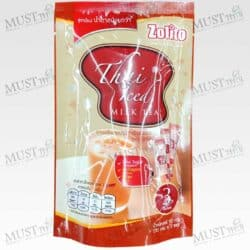 Zolito Thai Iced Milk Tea Pack 3 sachets