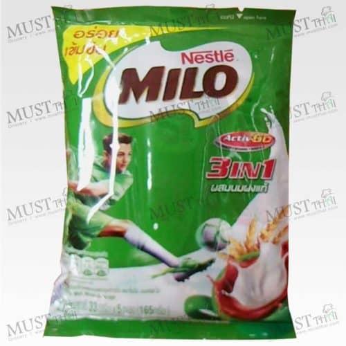 Milo Activ-Go 3in1 Chocolate Malt Mixed Beverage 165g (33g x 5pcs)