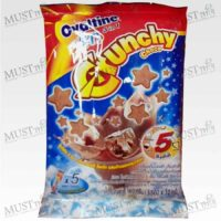 Ovaltine 3in1 Yen Crunchy Choco Chocolate Flavour Cold Soluble Ready Mixed Malt Beverage 165g (32g x 5pcs)