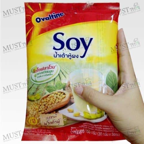 Ovaltine Natureselect Soy Ready Mix Soya Milk 150g (30g x 5pcs)