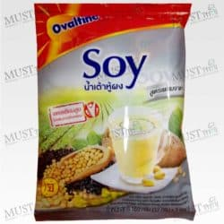 Ovaltine Natureselect Soy Sesame Formula Ready Mixed Soy Powder 160g (32g x 5pcs)