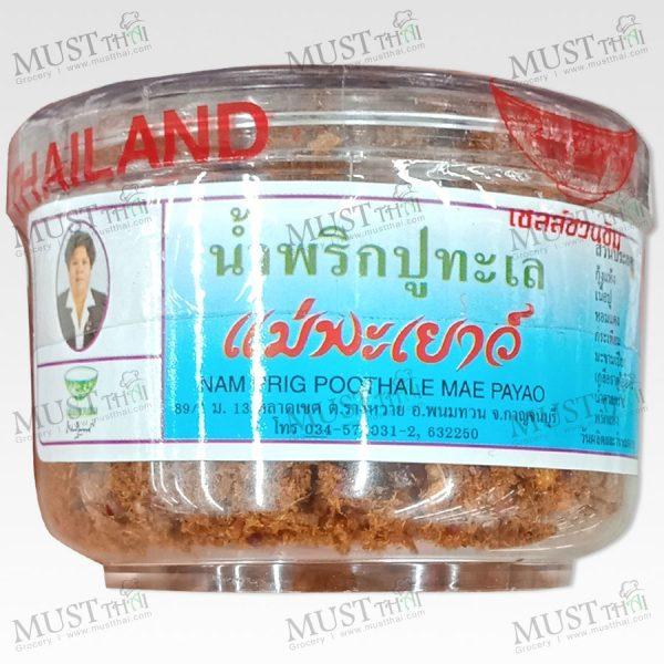 Mae Payao Nam Prig Poo Thale
