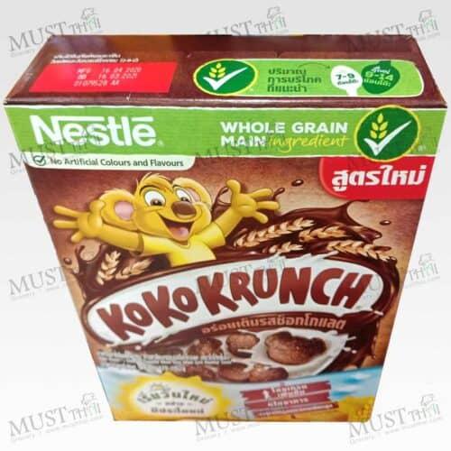 Nestle Koko Krunch Cereal Chocolate Flavor 170g
