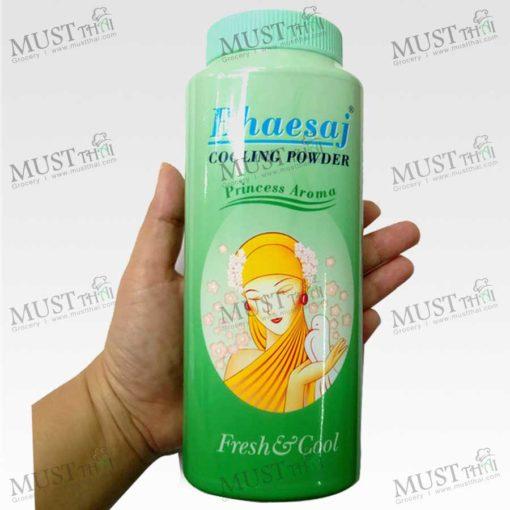 Bhaesaj Princess Aroma Cooling Powder 200g