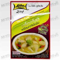 Lobo 2 in 1 Tom Ka Paste with Creamed Coconut 100g