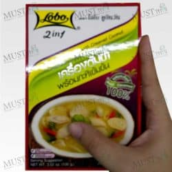 Lobo 2 in 1 Tom Ka Paste with Creamed Coconut 100g