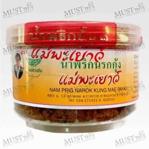 Mae Payao Nam Prik Narok Kung 60g