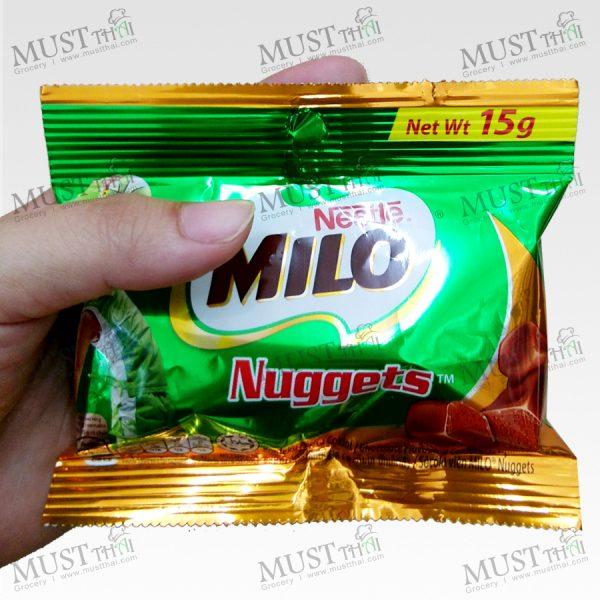 Nestle Milo Nuggets Chocolate Flavoured 15g