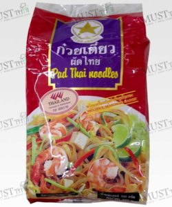 Pad Thai Noodles with Seasoning Sachet - Star (300g)