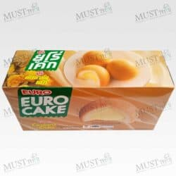 Euro Puff Cake and Sweet Custard Cream box of 12