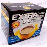 NatureGift Extra Coffee Q10 Plus box of 10 sachets