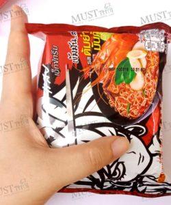 Wai Wai Quick Zabb Instant Noodles Tom Yum Mun Goong (about Shrimp Creamy).