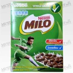 Milo Chocolate and Malt Flavoured Whole Grain Wheat Balls Breakfast Cereal 170g