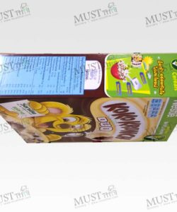 Duo Chocolate and White Chocolate Flavoured Whole Grain Wheat Cereal - Koko Krunch (170g)