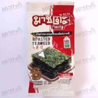Masita Roasted Seaweed Spicy Flavor 5g.