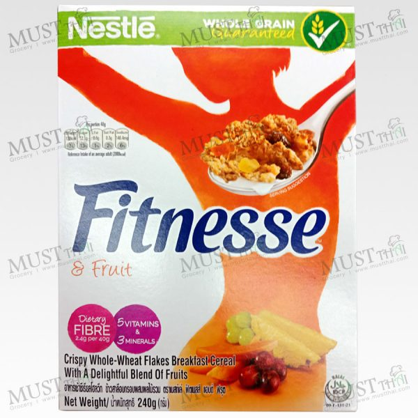 Nestlé Fitnesse & Fruit breakfast cereal