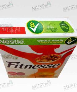 Nestlé Fitnesse & Fruit breakfast cereal