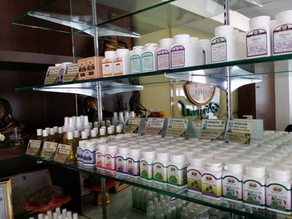 Abhaibhubejhr Medicine Thai Herb